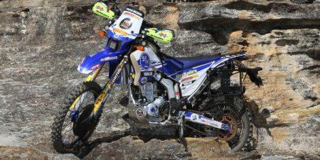 ADVWorx Yamaha WR250R pannier racks